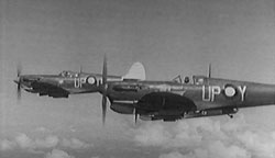 79 Squadron Spitfire Mk Vcs In 1943